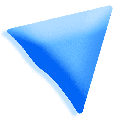 blue triangle 3