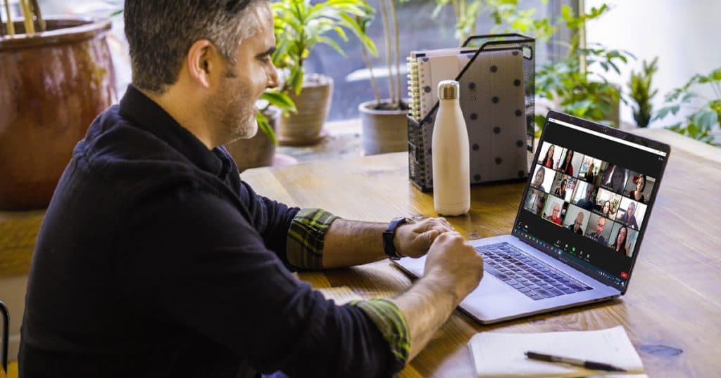 Online meeting of VET IN 3D featured