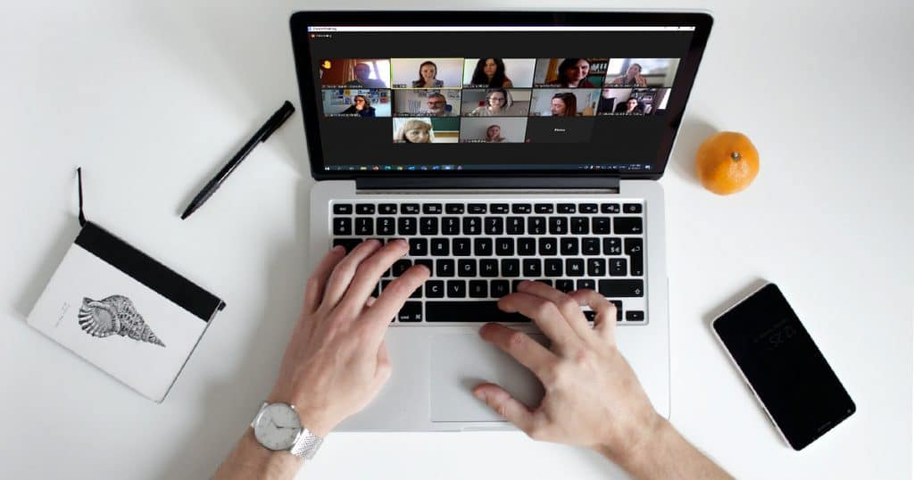 5th online meeting featured